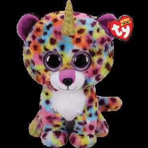 Multi-coloured Beanie Boo