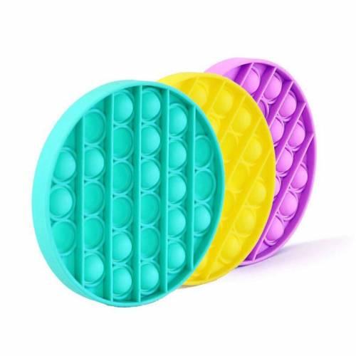 Coloured Push Popit. Fidget Toys. The Toy Shop Malahide. Order Online