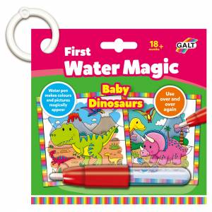 Water Magic Children's Activity. Baby Dinosaurs.