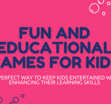 Fun and Educational Games for Kids