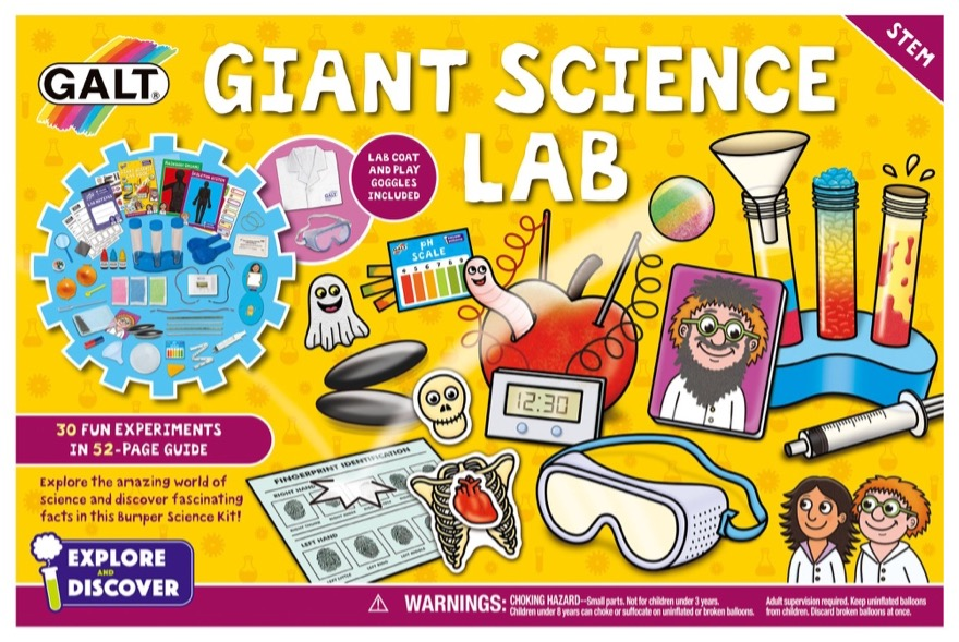Giant Science Lab